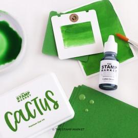 Premium Dye Ink Pad - Cactus