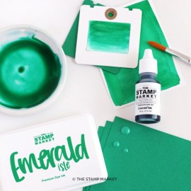 Premium Dye Ink Pad -Emerald Isle