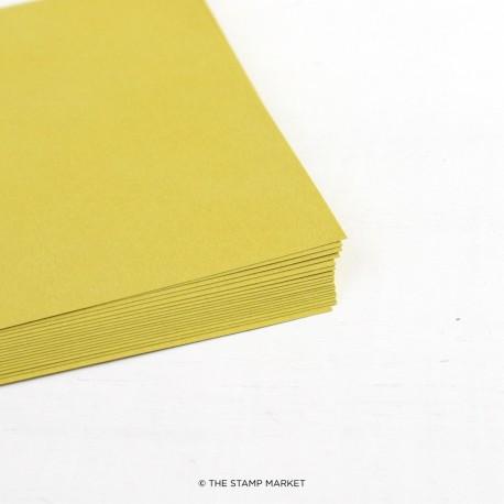 Cardstock - Citrine