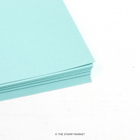 Cardstock - Sea Glass