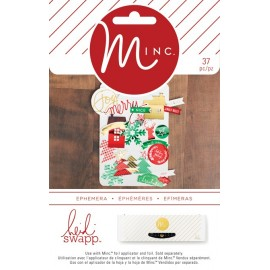 MINC CHRISTMAS - EPHEMERA