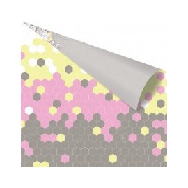 "Carta per scrapbooking ""Hello Pastel"" - Butter Cream"