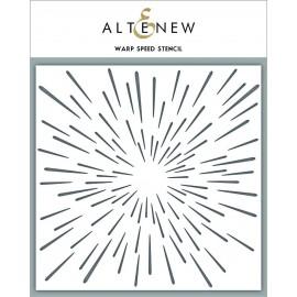Warp  Stencil di Altenew