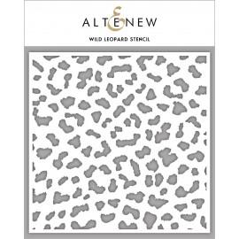 Wild Leopard  Stencil di Altenew