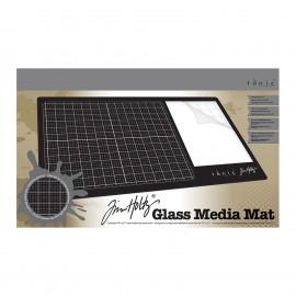Tim Holtz glass media mat - Tonic Studios