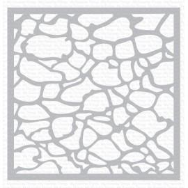 "Stencil di  MFT  - ""Perfect Pool Water Stencil"""