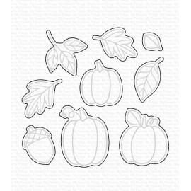 Autumn Blessings - Fustella di My Favorite Things