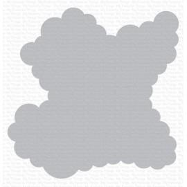 """Stencil di  MFT  - """"Rolling Clouds"""""""