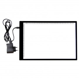 Joy!Crafts • Ultra-thin A4 light panel dimmable