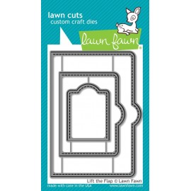 Lift The Flap - Fustelle Lawn Fawn