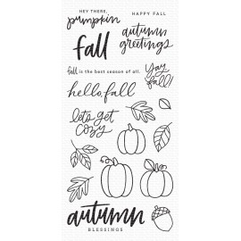 Autumn Blessings - Timbro di My Favorite Things
