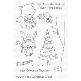 SY Christmas Cheer - Timbro di My Favorite Things