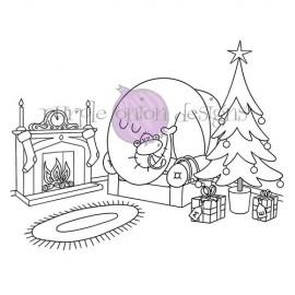 Elliot & Marcel - Cozy Holiday - Timbro di Julian Charlton