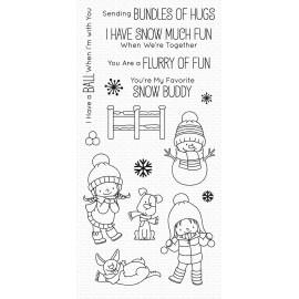 Snow Buddies  - Timbro di My Favorite Things