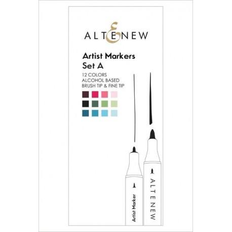 Artist Markers Set A di Altenew