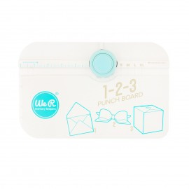 1-2-3 Punch Board di We R Memory Keepers