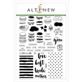 Handmade Tags Stamp Set - Timbro di Altenew