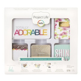 Kit 576 carte - Prismatic edition di Project Life