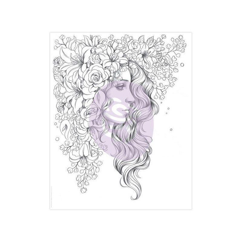 Coloring Prima Princesses Book 1