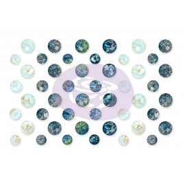 St. Tropez Gems - Abbellimenti adesivi a tema marino