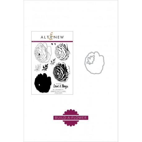 Build-A-Flower: Ranunculus - Timbro di Altenew