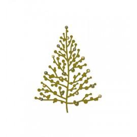 Treetops Glisten - Fustella Sizzix Thinlits